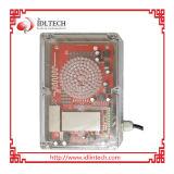 Programa de lectura/tarjeta de Bluetooth RFID en sistema del estacionamiento