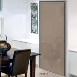 Porte d'entrée de luxe, conception en aluminium de porte, portes japonaises