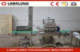 Torção automática da máquina tampando do frasco