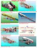 Полноавтоматическое Powder Coating Line с Spraying Pretreatment