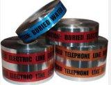 Al-Folien-nachweisbares Band für WARNING-und Vorsicht-Bänder