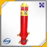Teleskopischer Hydrozylinder der Hyva Art-FC für Schlussteil