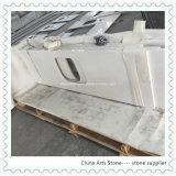 Quartz blanc Surface solide des comptoirs de cuisine