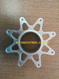 Het Smeedstuk die van het Aluminium van het Gebruik van de industrie Deel machinaal bewerken