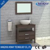 La Chine a fait les meubles modernes de salle de bains de vanité de mélamine