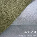 Home DecorationのためのBackingのすべてのStyles Imitation Linen Fabric