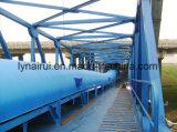 Langstreckenschlaufe/gebogener Bandförderer mit wasserdichtem Deckel