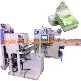 Papel de tejido facial de papel del pañuelo que cuenta la máquina