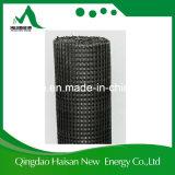 Polyester de tricotage Geogrid de la meilleure de la vente Pet30-30 chaîne de haute résistance enduite de PVC avec ISO9001