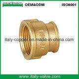 カスタマイズされた品質の青銅の管の減力剤のニップル(AV-QT-1005)