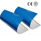Plaque matérielle en aluminium du courant ascendant PCT