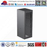 UL Standard Industrial 14 Gauge Steel 12u 24u 19 Inch Solid Door Vented Top Modular Server Rack Enclosure