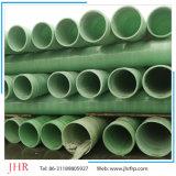 Tubo de PRFV GRP anti corrosivo do tubo de esgoto