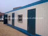 Casa modular prefabricada de /Prefab de la casa del envase