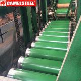 Bobinas de acero galvanizado recubierto de PP