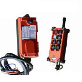 Bestes Sell Industrial Wireless Crane Remote Control für Winch (F21-6s)