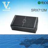 Srx712m المهنية مراقب المتكلم مع مكبر الصوت 2431h