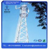 Оцинкованные на поддержку Bts радио решетке угол стальной башни электросвязи