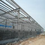 Structure préfabriquée en acier pour atelier / bâtiment d'entrepôt (KXD-SSB54)