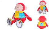 工場供給の子供のプラシ天の教育おもちゃ