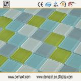 プールのための青いカラーさまざまな使用のガラスモザイク、