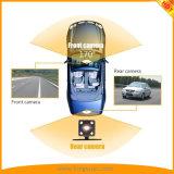Dubbele Camera's 2.0 '' 1296p 170&deg van WiFi van de Nok van het streepje; Brede Hoek met de Monitor van het Parkeren, de Opname van de Lijn, g-Sensor, Afstandsbediening