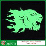 Qingyi bestes Preis-Glühen im dunklen Wärmeübertragung-Drucken