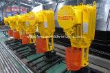 PC de pétrole de la pompe de transmission directe de la pompe à vis de masse dispositif de conduite