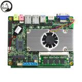 Mini placa madre Intel Hm77/Hm76 del Sbc USB3.0 con memoria a bordo de I3/I5/I7 CPU+Onboard