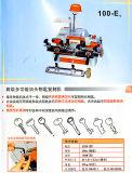 높은 두 배 키 사본 기계 알루미늄 100e