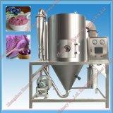 Secador de pulverizador centrífugo de alta velocidade do suco de fruta