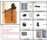 2016 de Nieuwe het Glijden van de Aankomst Modieuze Houten Reeks van de Hardware van de Staldeur
