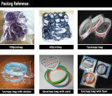 Bracelet fait sur commande de silicium d'OEM de sport de bracelet promotionnel de silicium