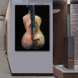 Pittura moderna Handmade della decorazione di alta qualità all'ingrosso (ente nudo della donna)