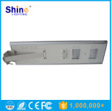LED 40W, calle la luz solar con sensor de movimiento