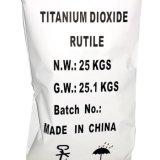Dioxyde het van uitstekende kwaliteit van het Titanium van het Rutiel voor pvc, Masterbatch
