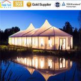 庭の卸売の大きく新しいナイジェリア屋外の大きい党透過玄関ひさし党結婚式のテント