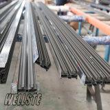 Profil de guichet d'alliage d'aluminium pour l'industrie de porte de guichet