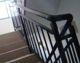 Перила балкона и палубы ковки чугуна