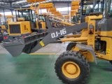 Strong 1,6 тонн Передний колесный погрузчик (zl916) для продажи