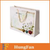 Form-Art-kaufender Papierbeutel