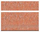 verglaasde het Marmer van 1200X330mm beëindigt de Tegels van de Trede, Treden die Tegels vloeren