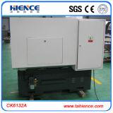 Kleines Metall, das CNC-Drehbank-Maschinen-Bedingung Ck6132A dreht