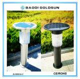 Al aire libre Goldsun repelente de mosquitos Solar LED