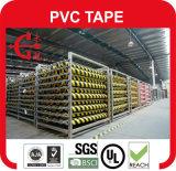 Fita do calor do PVC para a fita elétrica de borracha da natureza