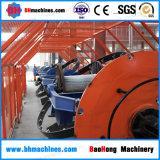 Kabel-Maschine - Zeilensprung-Schiffbruch-Maschine für Seilzug