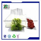 Sacchetto di nylon dell'alimento del PE di vuoto trasparente