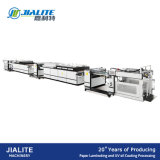 Msgz-II-1200 Aparatos y automática de recubrimiento para caja de papel que hace la fábrica