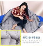 Saco de dormir de la momia del invierno del poliester de las capas dobles