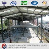 Prefabricados Sinoacme Estrutura de aço do Prédio de Escritórios